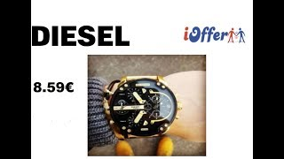 0:19IOFFER NIKE AIR FORCE ONE REVIEW UNBOXING IOFFER MONTRE DIESEL 8.59 €  PAS CHER !