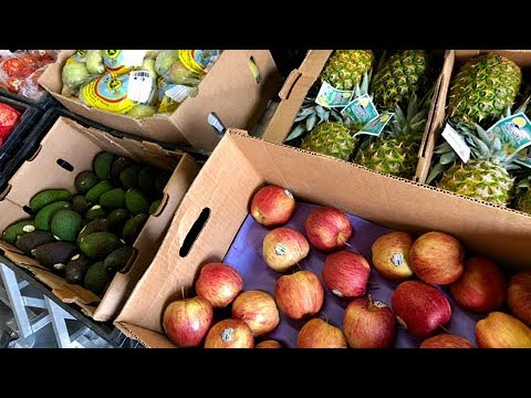 Get organic, locally grown fruits and veggies delivered to your door