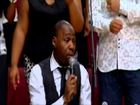 "Cinque Cullar and Salem's Young Adult Choir ""Just Want to ..."