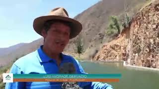Mejoramiento del canal de riego en Chihuip Bajo