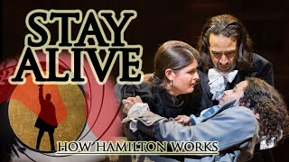 how hamilton works stay alive explained in 9 songs