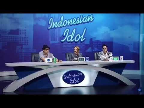 Indonesia Idol suara kayak Ariana Grande paling bagus dan paling tinggi nadanya