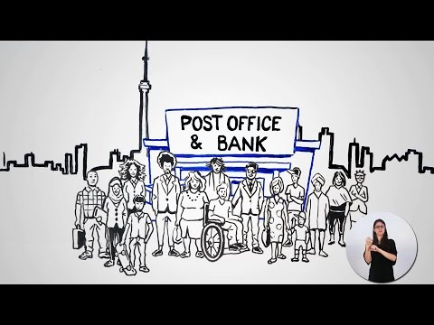 Canada Post And Banking Services