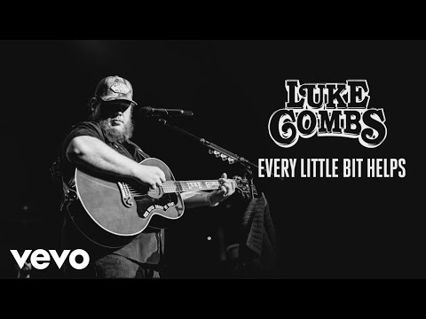 Luke Combs - Every Little Bit Helps (Audio)