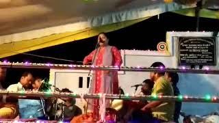 बिरहा के सुपरस्टार गायिका रजनीगंधा स्टेज शो डायरेक्टर अनीश यादव