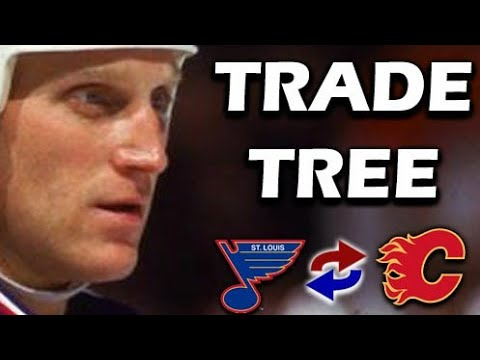 Someone created a detailed nhl trade tree for Brett hull... gotta check it out!