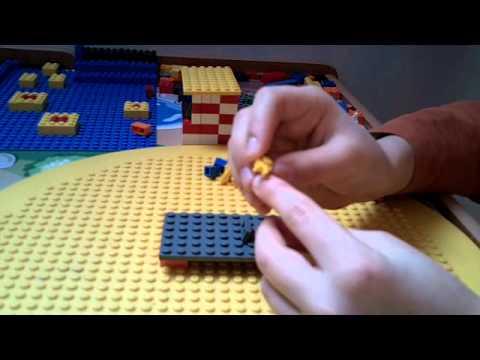 Comment faire un bonhomme minecraft en lego youtube - Comment faire un bonhomme ...