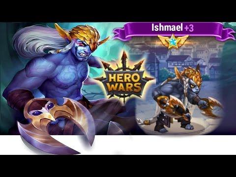 Got Ishmael to 6 star + Unlocked soul shop | Hero Wars