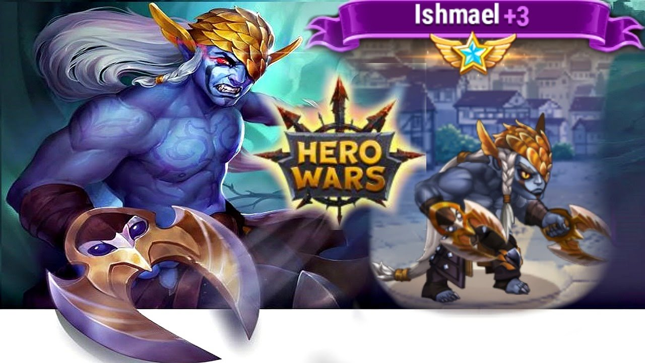 Got Ishmael to 6 star + Unlocked soul shop | Hero Wars