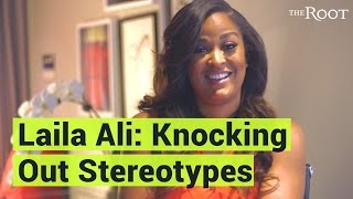 Laila Ali: Knocking Out Stereotypes