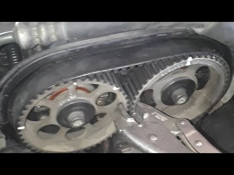 Chevrolet Optra D-tec 16 Valve How To Set Timing