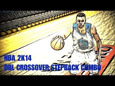 NBA 2K14 CROSSOVER STEP BACK JUMPER TUTORIAL