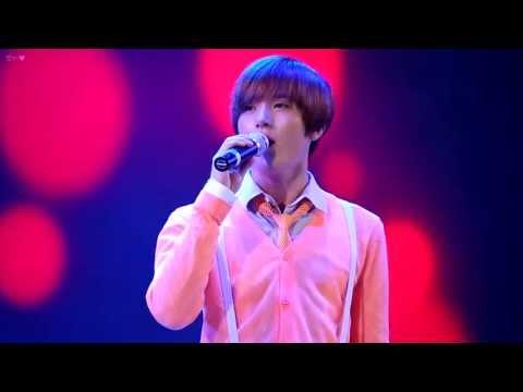 [130713]CBS-FM공개방송 A-Prince(에이프린스) - I Love You