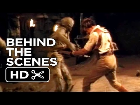 The Mummy Behind the Scenes - Mummy CGI Process (1999) - Brendan Fraser Movie HD