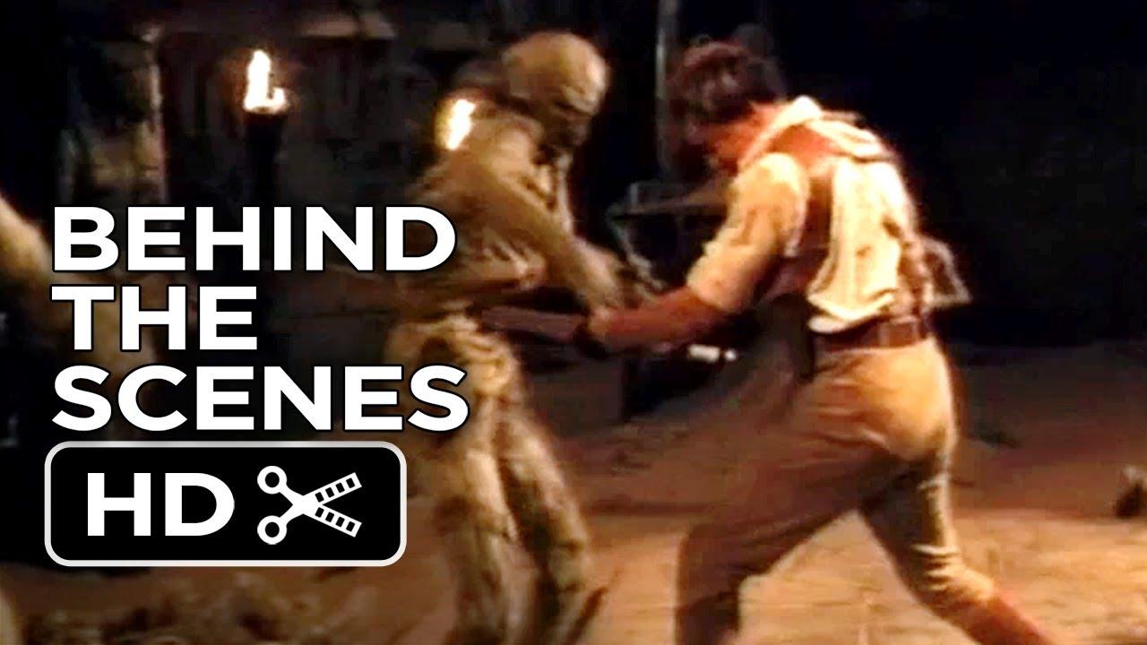 Download The Mummy Behind the Scenes - Mummy CGI Process (1999) - Brendan Fraser Movie HD