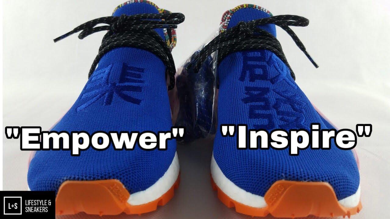 b77f6277 Adidas NMD HU Pharrell Powder Blue