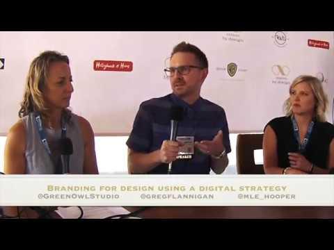 Brand Development Using a Digital Strategy For the Design Trade