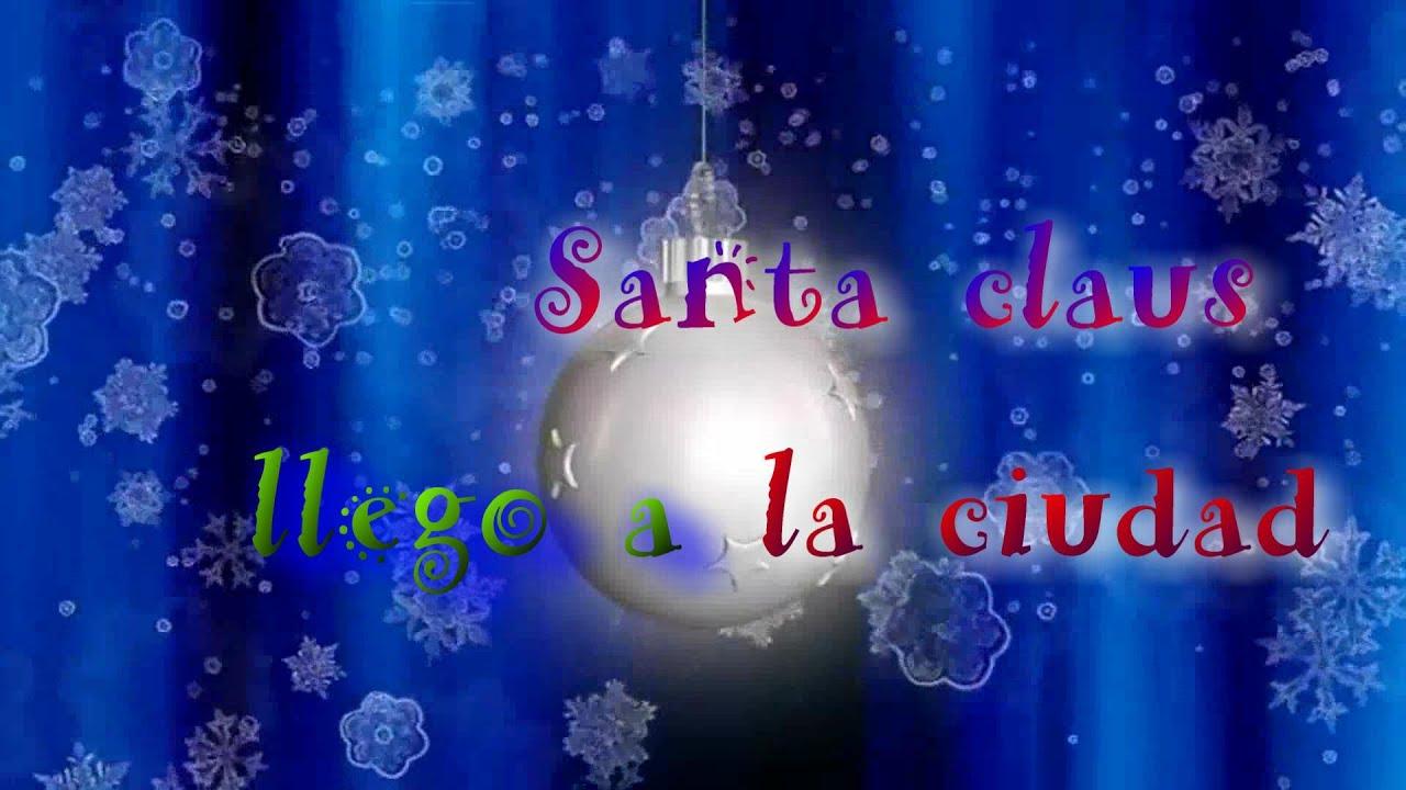 Letra cancion ya llego la navidad luis miguel