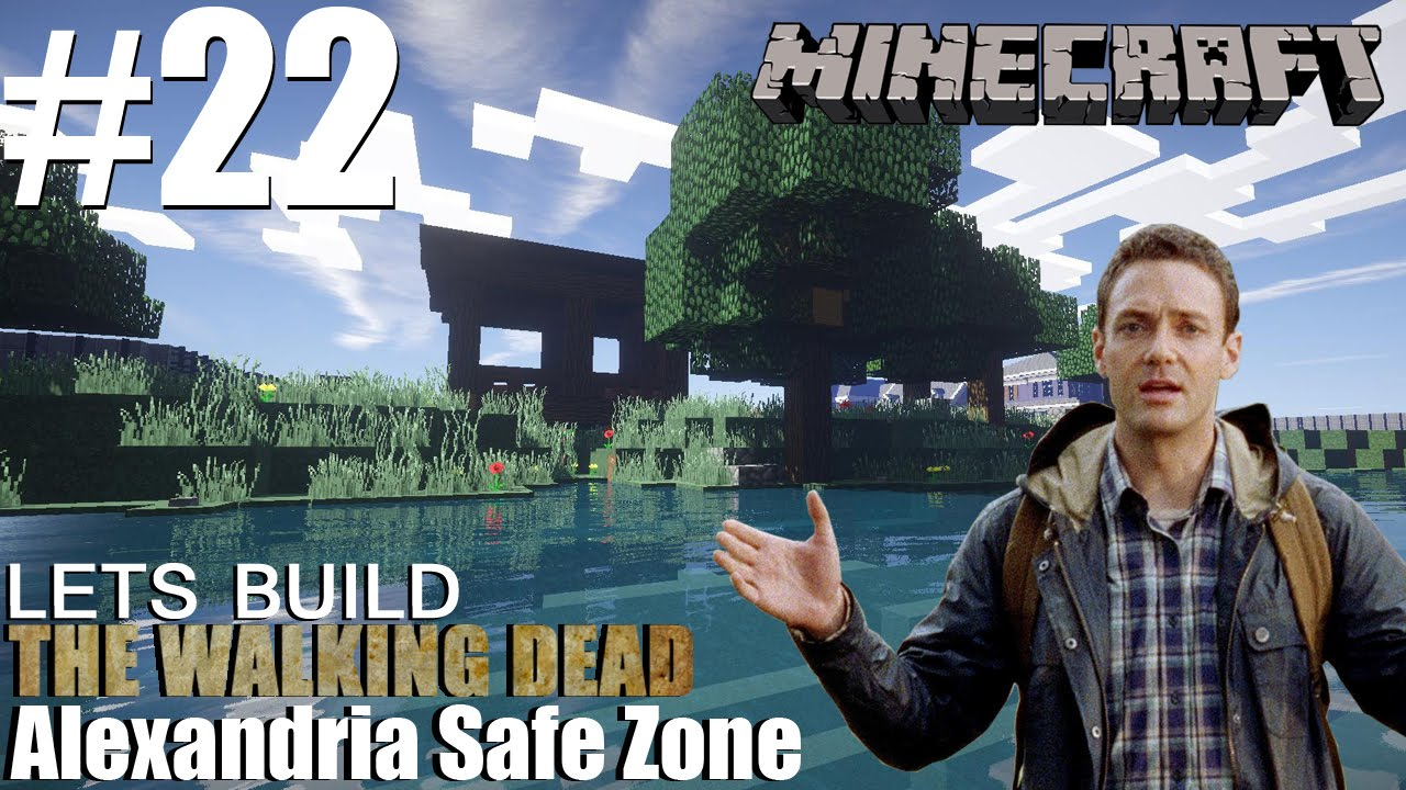 minecraft how to get out of safe zone
