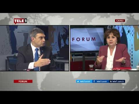 Forum - Ayşenur Arslan (13 Aralık 2017) | Tele1 TV