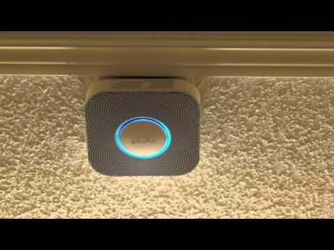 Nest Protect 120V Install Like a Boss