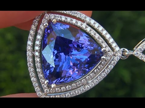 Gia certified flawless natural tanzanite diamond 14k white gold gia certified flawless natural tanzanite diamond 14k white gold pendant necklace a131581 mozeypictures Choice Image