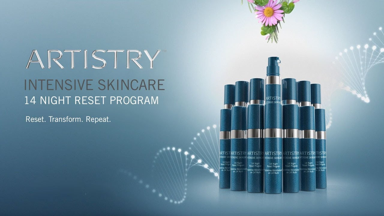 Home Page - ARTISTRY®   Amway Online   720x1280