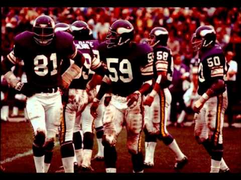 Vikings 50 Years Defense-Purple People Eaters - YouTube
