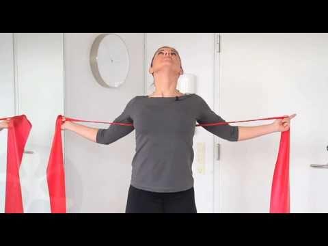 a2597e5af27 Inspiration til elastikker og elastik træning - YouTube