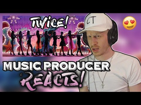 "Music Producer Reacts To TWICE ""YES Or YES"" M/V"