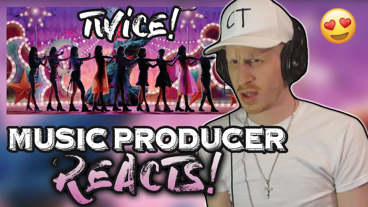 """Music Producer Reacts to TWICE """"YES or YES"""" M/V #1"""