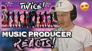 Music Producer Reacts to TWICE &quotYES or YES&quot MV