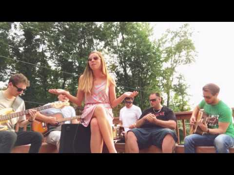 Old Dominion - No Such Thing As Broken Heart (cover)