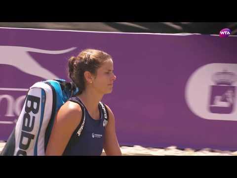 Севастова обыграла Гарсию в полуфинале турнира на Мальорке, Гёргес оказалась сильнее Беллис