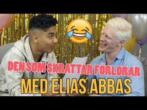 Den som skrattar förlorar - Torra skämt och ordvitsar - Med Elias Abbas