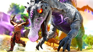 This World is FULL of POWERFUL Dinosaurs! They're EVERYWHERE! | ARK MEGA Modded Annunaki REBORN #7