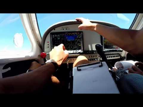 Jabiru test flying