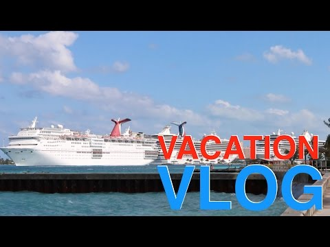 CARNIVAL CRUISE | VACATION VLOG | CHINACANDYCOUTURE