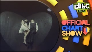 Ed Sheeran Thinking Out Loud Fan Cover CBBC Official Chart Show