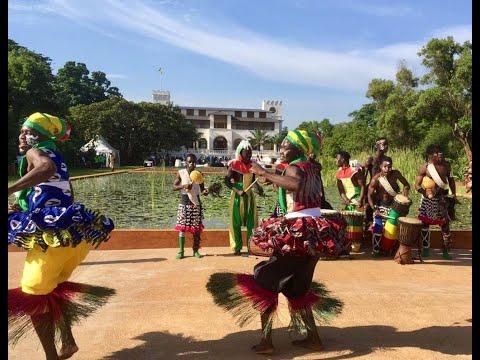 Ouverture du Palais de Lomé : à la découverte de la capitale du Togo et ses artistes !