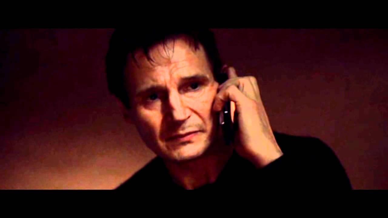 Io Vi Trovero Taken Fan Made Trailer By Pietro Falanga Youtube