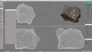 Forest in LightWave 3D 2019 Tutorial