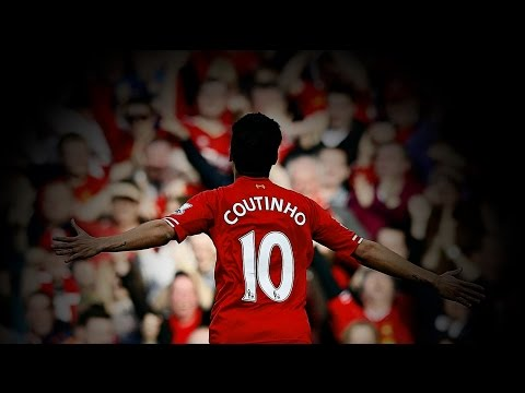 Philippe Coutinho Top 10 Goals for Liverpool