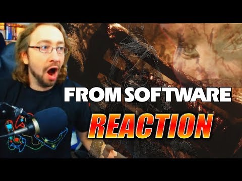 MAX REACTS: Shadows Die Twice (Bloodborne 2?!) From Software Teaser