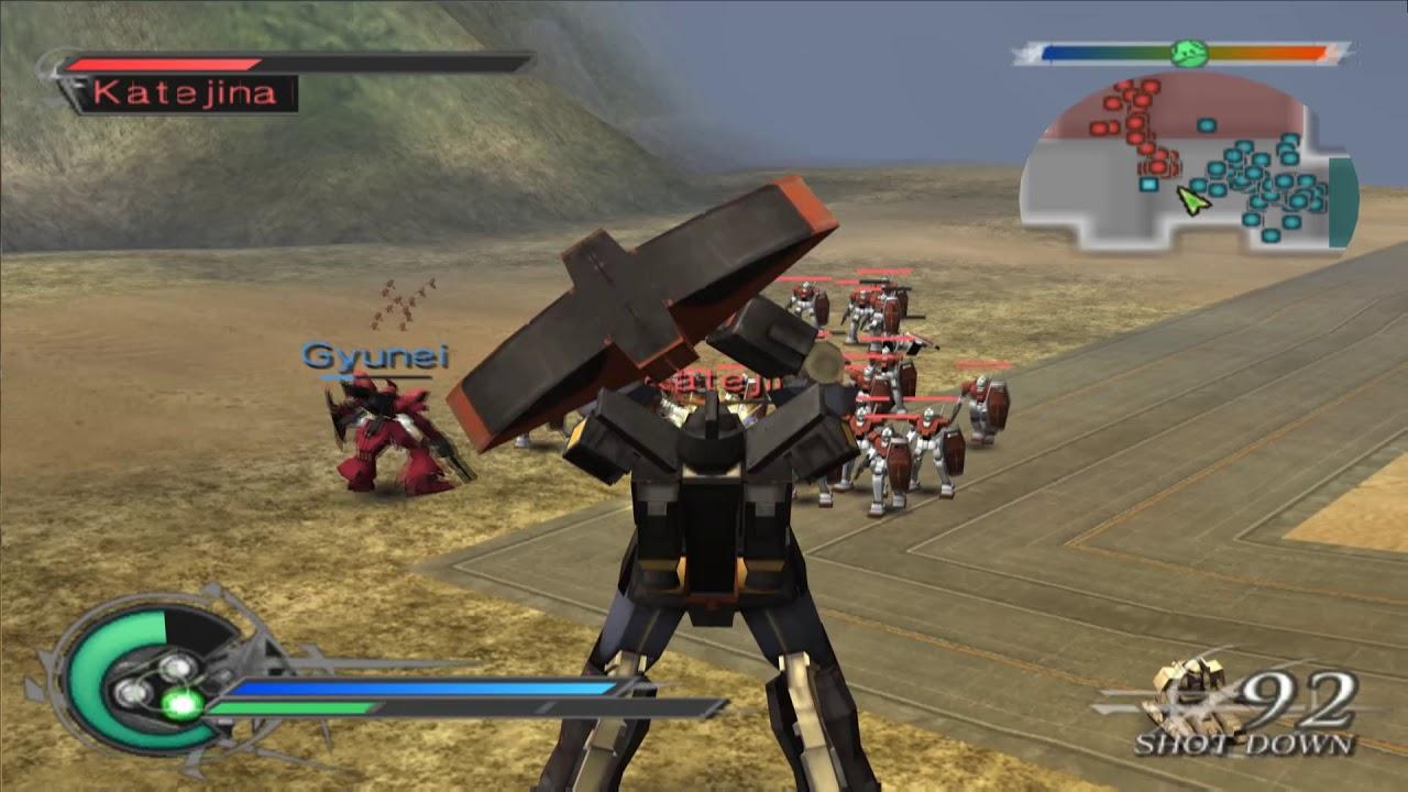 Hasil gambar untuk Dynasty Warriors - Gundam 2