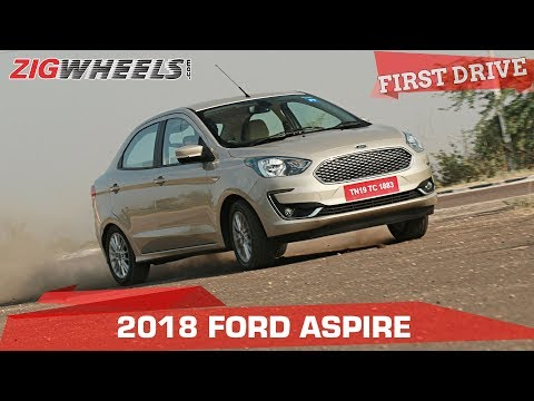 Ford Aspire 2018 Review: Small Updates, BIG Difference | ZigWheels.com