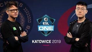 Dota 2 - compLexity vs. Chaos - Game 1 - Group B Ro1 - ESL One Katowice 2019