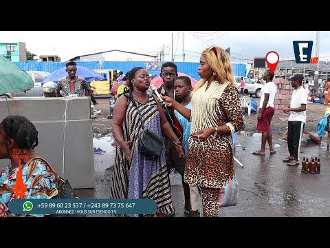 Ou Allons Nous Avec MBOKA CONGO ? réalité de la vie à Kinshasa - TOUR YA KIN SUR ESENGO TV