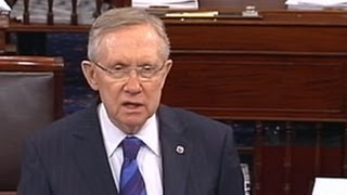 Sen. Harry Reid Is a