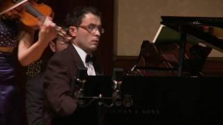 Szymanowski: Sonata for violin and piano, Op.9 - III. Finale. Allegro molto quasi presto.